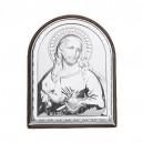 Икона Сребро Исус Христо