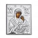 Икона Сребро Св. Богородица