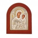 Класическа икона на Св.Богородица - Злато