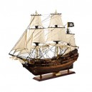 Детайлен Макет на Кораб Black Pearl