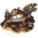Фън Шуй Драконо-костенурка (керамика)