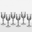 DaVinci Crystal Луксозни Чаши за Шампанско - Opera