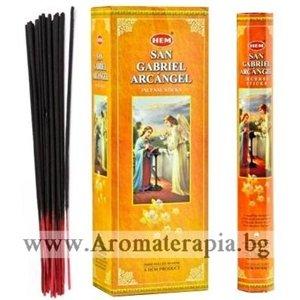 Ароматни Пръчици - Свети Архангел Гавраил (San Gabriel Arcangel) HEM Corporation