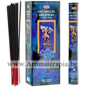 Ароматни Пръчици - Арахангел Михаил (San Miguel Arcangel) HEM Corporation