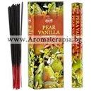 Ароматни Пръчици - Круша и Ванилия (Pear-Vanilla) HEM Corporation