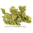 Фън Шуй Божества - Чи Лин (Драконови коне)