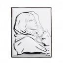 Икона Сребро Мадоната, прегърнала младенеца