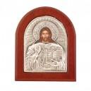 Икона на Исус Христос - Сребро