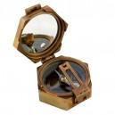 Старинен бромтон компас