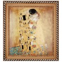 Картина Целувката - Густав Климт