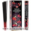 Ароматни Пръчици - Дива Череша (Wild Cherry) HEM Corporation